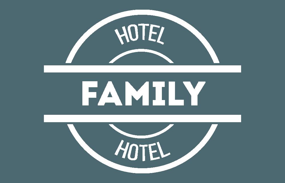 family hotel logo